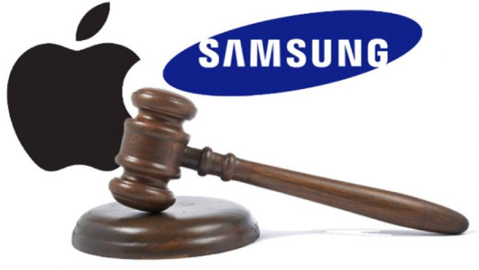 U.S. Supreme Court to end Apple v. Samsung patent fight in October