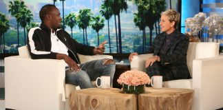 Usain Bolt, Ellen DeGeneres, Twitter, racism