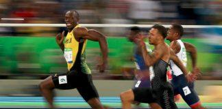 Usain Bolt, Rio 2016, 200m