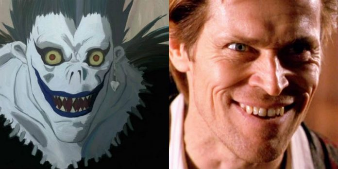 Willem Dafoe To Voice Ryuk In Netflix S Death Note Film