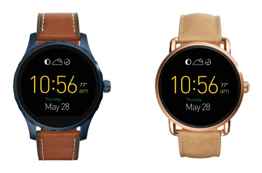 Fossil Q Wander Android Wear smartwatch arrives in stores at a starting price of $275. Image Source: Slash Gear