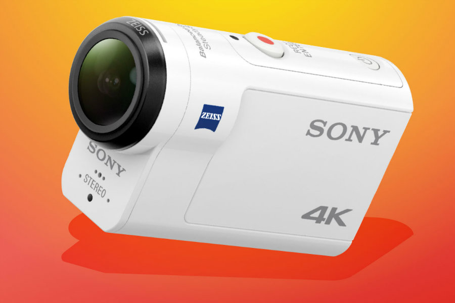 To achieve the highest quality image possible in its flagship lineup of action cams, Sony packs the all-new Exmor R CMOS sensor and BIONZ X image processor. Image Source: News Sport Center