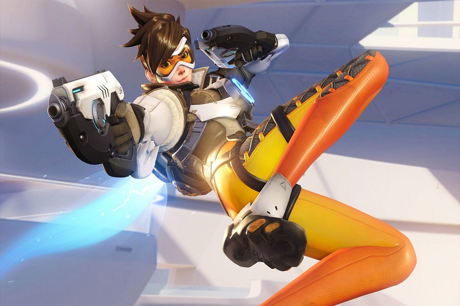 The latest glitch found in Overwatch has enabled users to get in the top 10 rank without complying with the neccessary achievements. Image Source: Xbox Arena