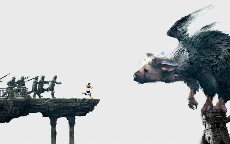 In Ico, a young boy encounters a girl that's in danger. The two must escape the castle where she's kept in, evading shadow-like creatures in the process. Image Source: IGN