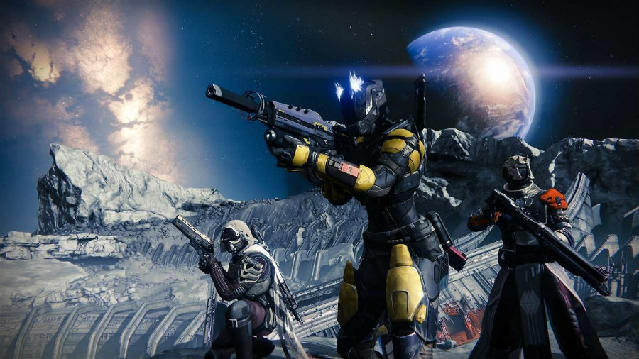 Developers at Bungie had previously warned 'Destiny' players about an upcoming major update on September 8. Image Source: Game Spot