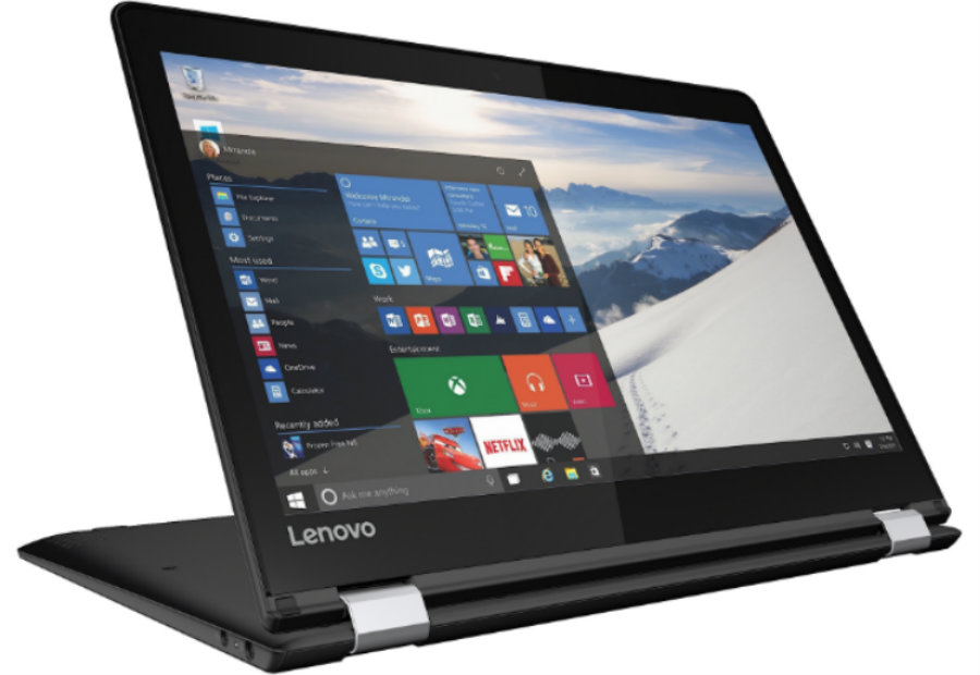 Lenovo Miix 510 introduces a new way to adapt to people's need for both types of personal computers. Image Source: Anantech