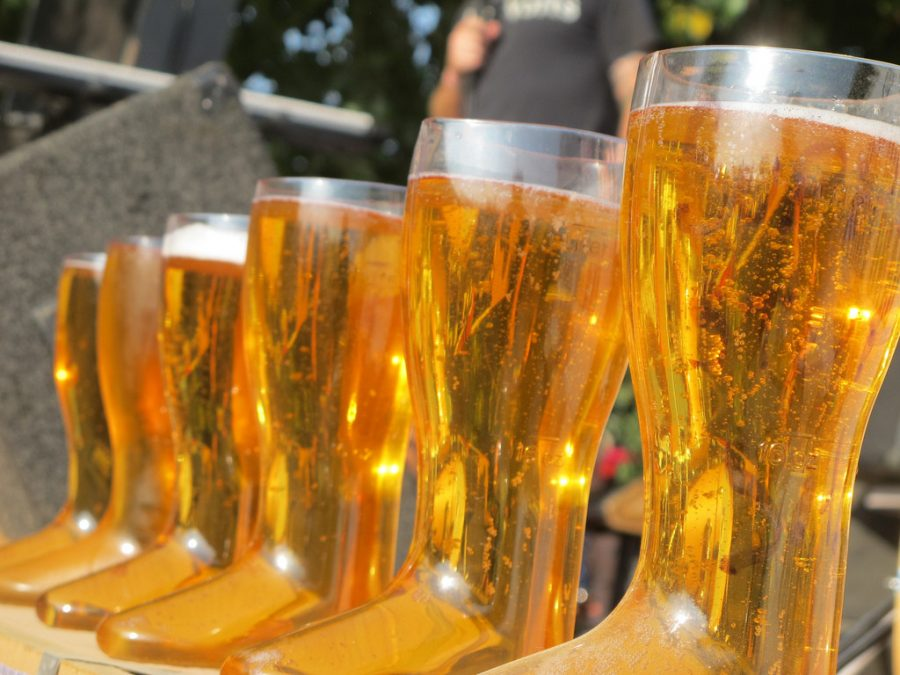 In Germany, it is rather beer drinking month, than day, as Octoberfest comes closer and boots filled with beer begin to roam the streets. Image Source: IGN