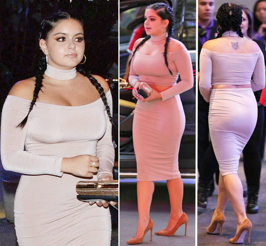 Ariel Winter Shocks Everybody At Drake 39 S Concert