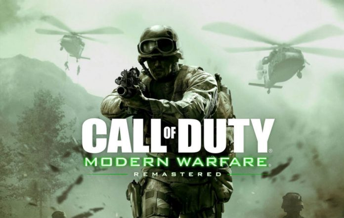 Call of Duty Modern Warfare Remastered latest news