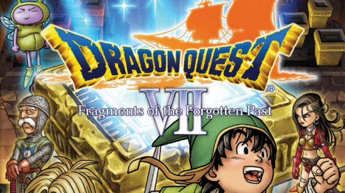 Dragon Quest VII Fragments of The Forgotten Past news!