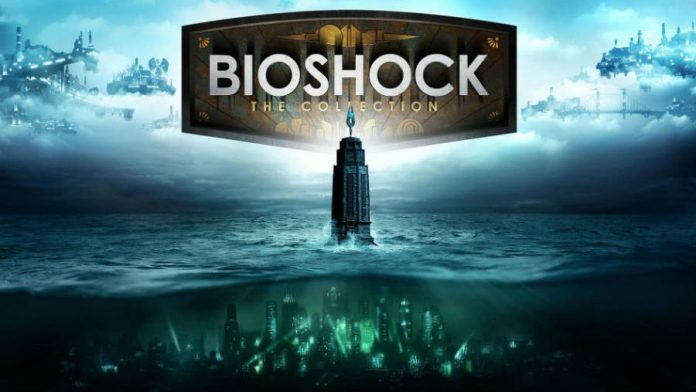 Bioshock the collection poster