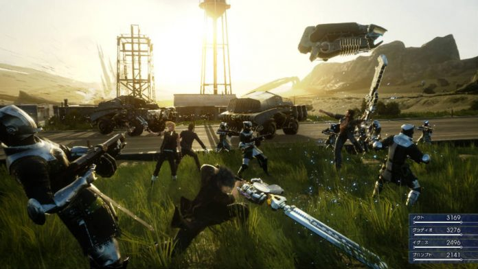 Final Fantasy XV's director give new details about the game