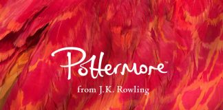 J.K. Rowling's Pottermore lets you cast a Patronus charm