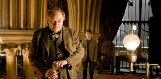 Jim Broad bent was Horace Slughorn in Harry Potter the Half-Blood Prince.