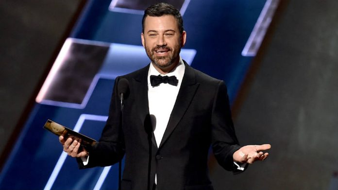 Jimmy Kimmel's bittersweet performance at the Emmy Awards 2016