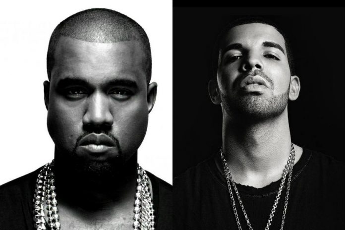 Kanye & Drake answer to Kid Cudi's claims about ghostwriters