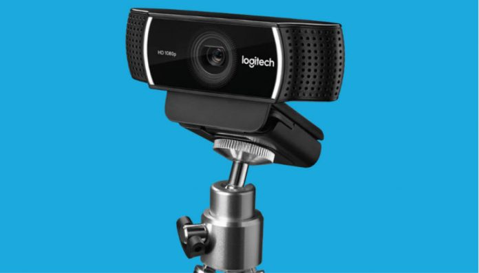 Logitech C922 price and system requirements.