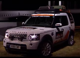 New Land Rover Discovery debuts at 2016 Paris Motor Show