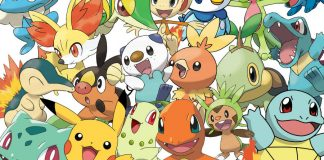 Nintendo confirmed Pokémon Games for the Nintendo NX