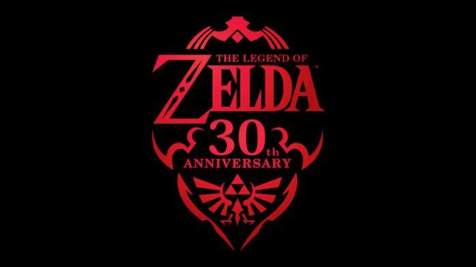 Nintendo is celebrating the Legend of Zelda's anniversary