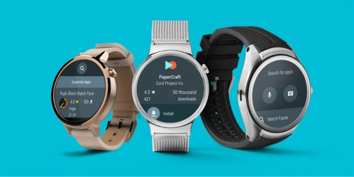 Problems with paid apps delay the Android Wear 2.0's launch