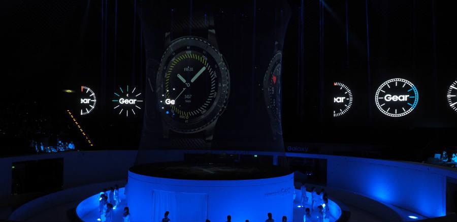 Samsung at the IFA 2016