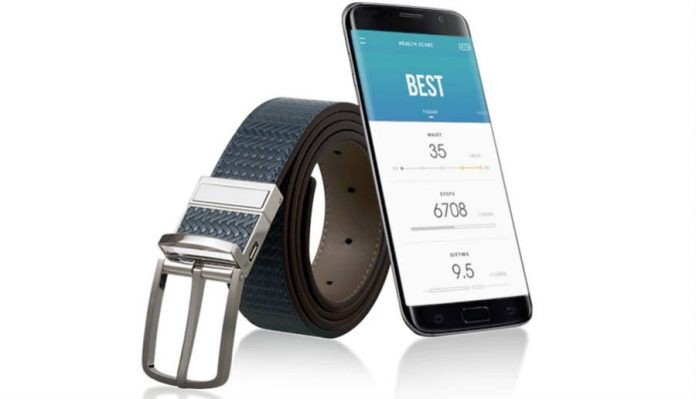 The WELT Belt got the funding from Kickstarter