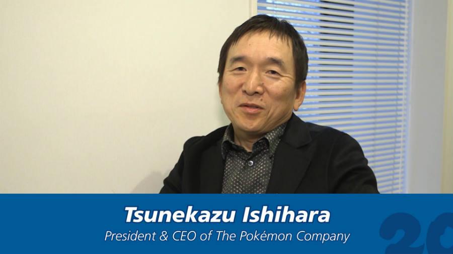 Tsunekazu Ishihara-Pokemon-Nintendo NX