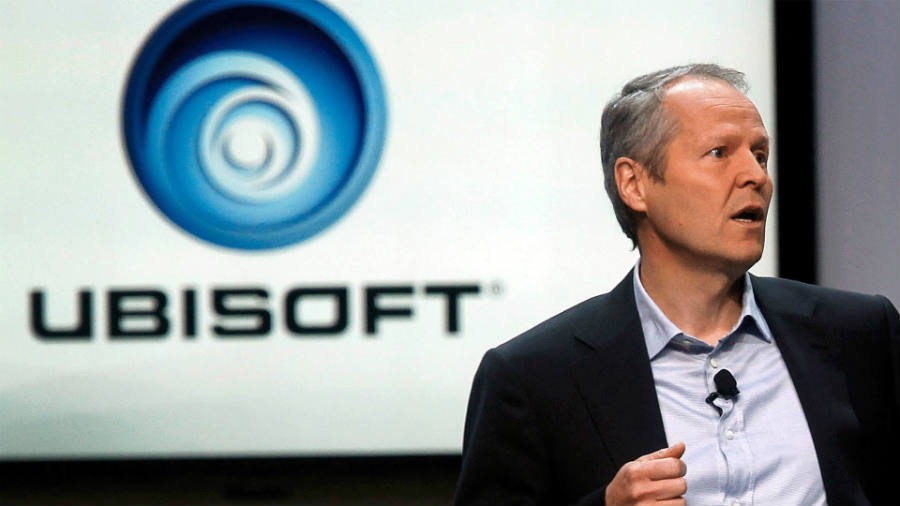 Ubisoft's Yves Guillemot.