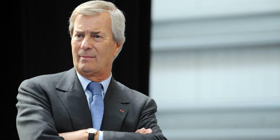Vivendi SA CEO Vincent Bolloré.