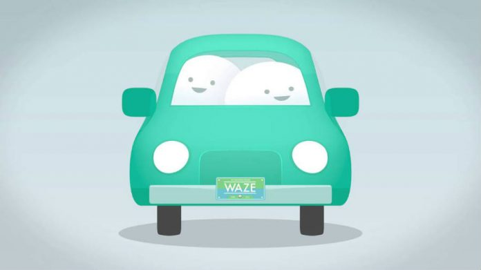 Waze expands its carpooling service in San Francisco. Image credit