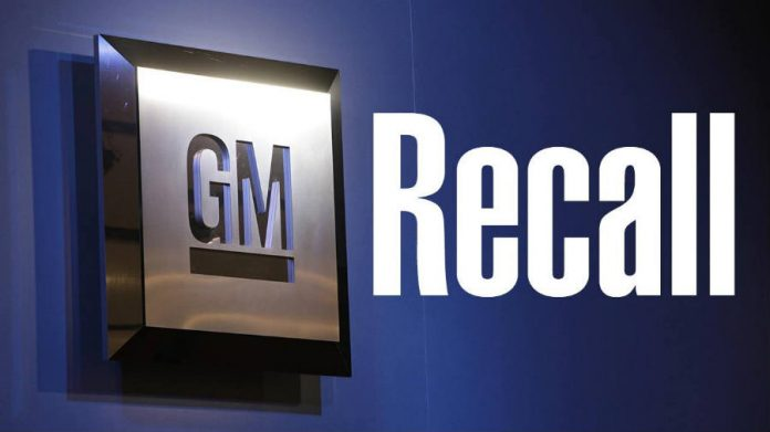 Why is General Motors recalling 4.28 million cars in the US