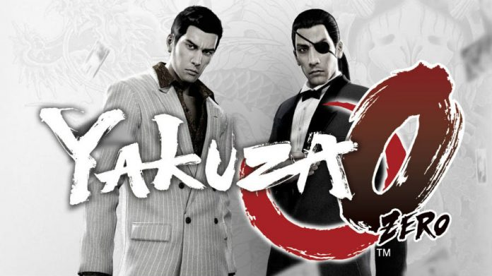 Yakuza 0 preview