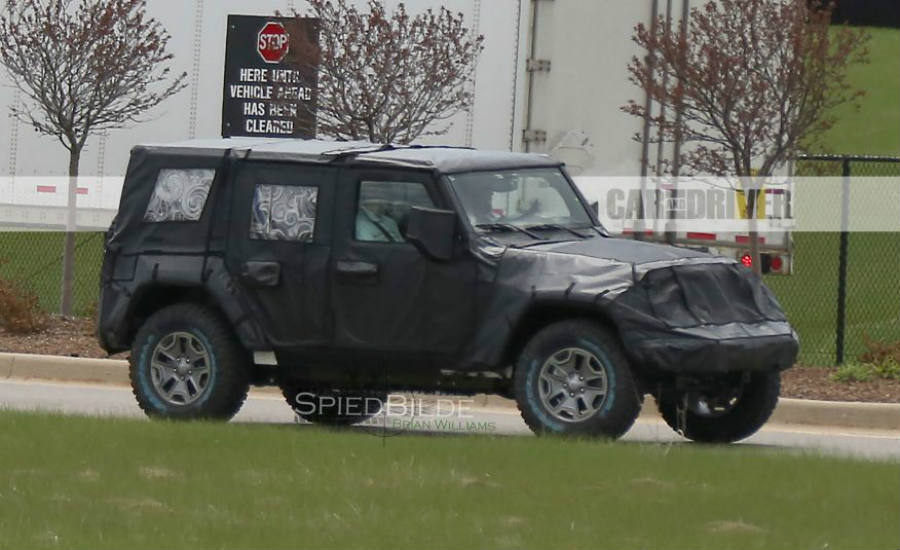 2018 Jeep Wrangler picture.
