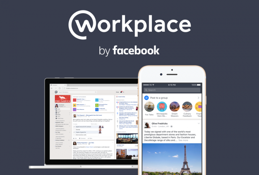 The best part about the new Workplace by Facebook is, arguably, its pricing options. Image Source: News Room