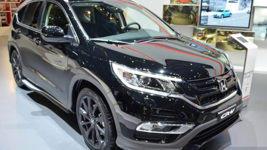 Review Honda Introduces Next Gen 2017 CR V Compact SUV