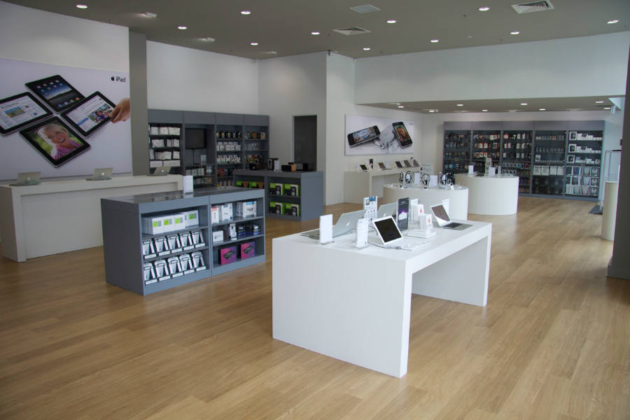 Apple Store in Australia.