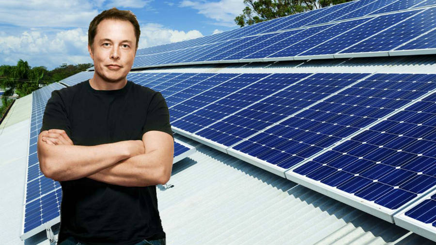 Elon Musk reveals the Solar Roof, a Tesla-Solar City product