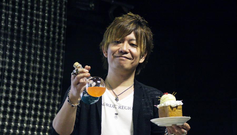 FF XIV Online's Director, Naoki Yoshida.