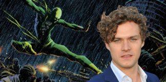 Finn Jones, Loras Tyrell in Game of Thrones, will be Iron Fist in Netflix's new super hero show.