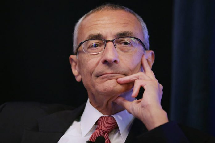 John Podesta fell for an email phishing scam