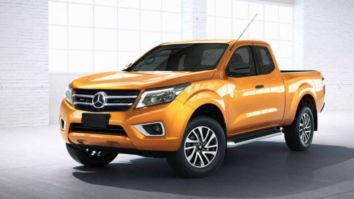 Mercedes-Benz X-Class concept: Two new premium pickups