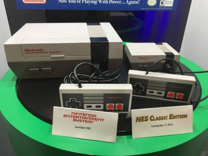 Nintendo drops news about the NES Classic Edition in new ad