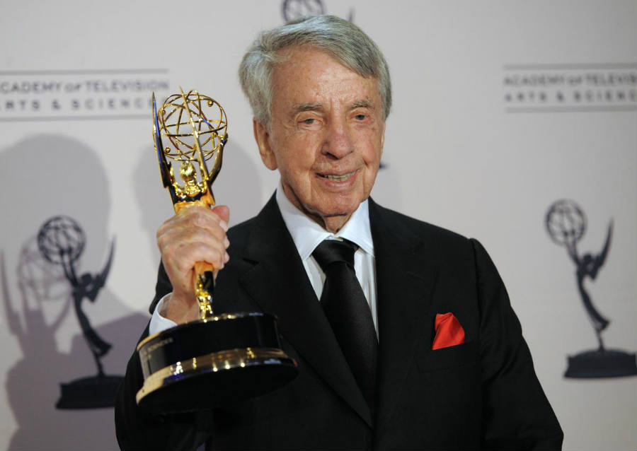 Norman Brokaw is the only agent that has won an Emmy.