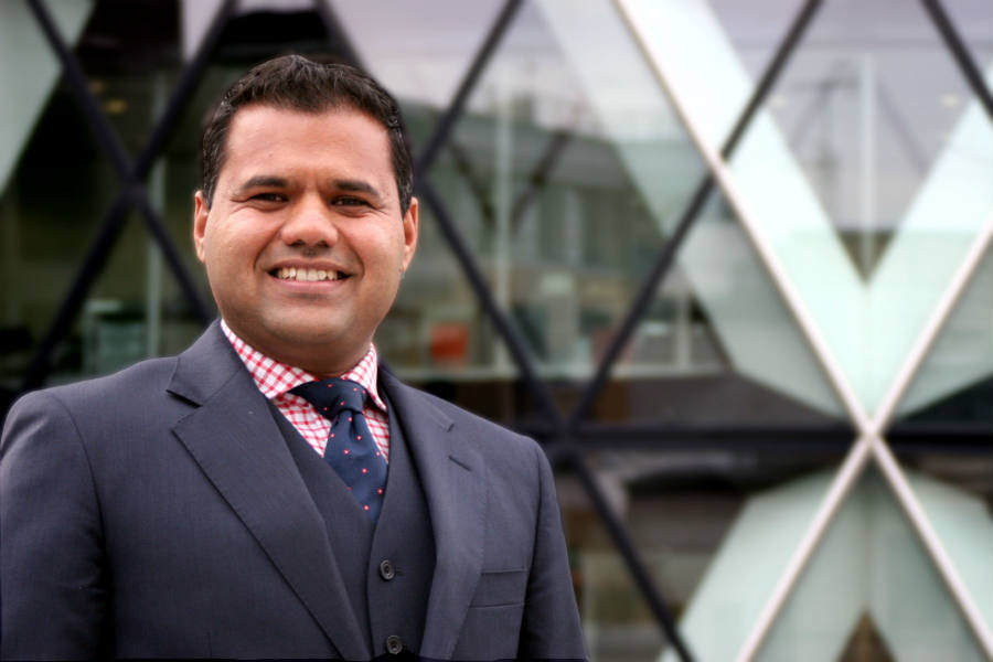 Rajesh Agrawal, Deputy Mayor of London for Business