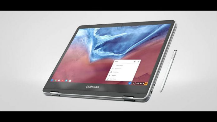 Samsung Chromebook Pro leaked