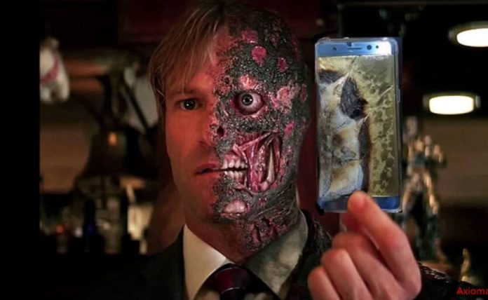 Samsung, Galaxy Note 7, Memes