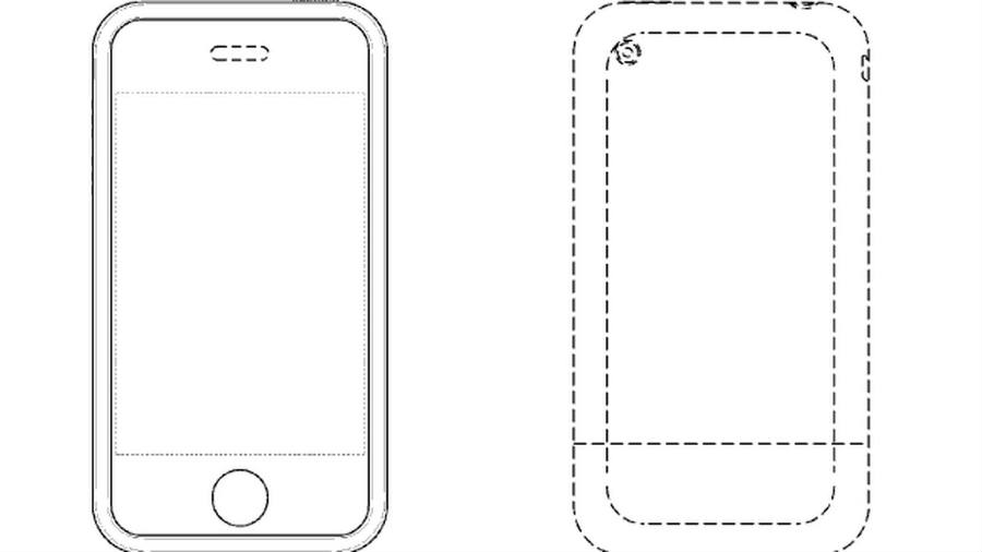 Samsung infringed Apple's iPhone design patent.