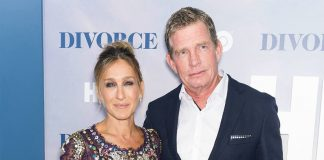 Sarah Jessica Parker returns to TV with HBO's 'Divorce'