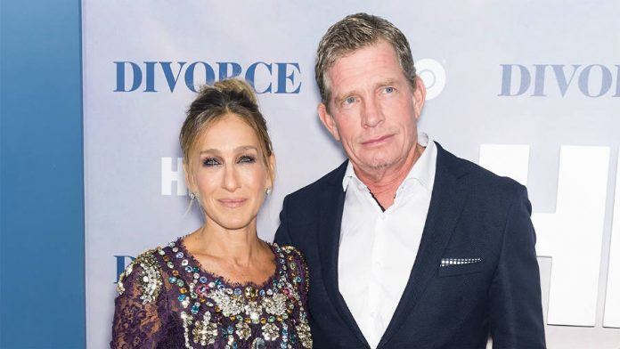 Sarah Jessica Parker returns to TV with HBO's 'Divorce'